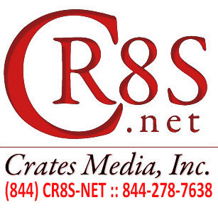 Crates Media Company: Web Design, Application Development and Brand Marketing